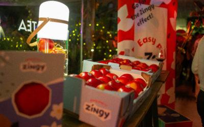 Zingy voit le jour à Madrid !